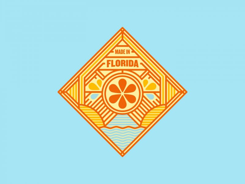 Florida Badge