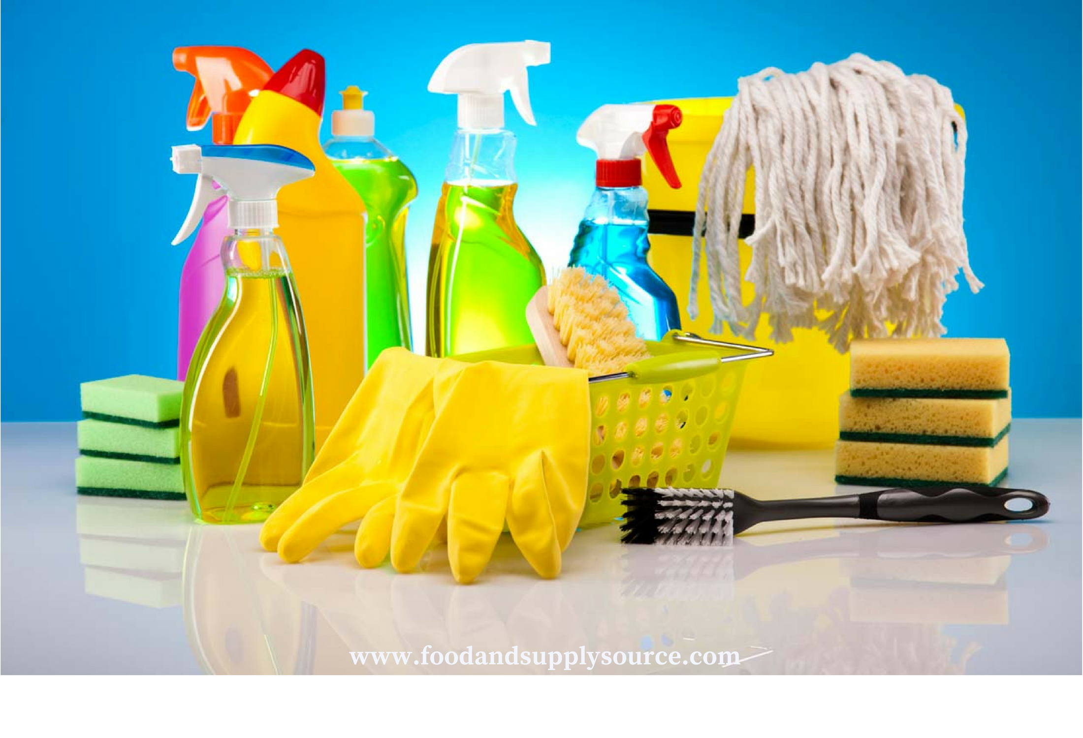 Head Start Budget Cuts Save With Whole Cleaning Supplies